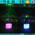 LED laser oval stage dance floor