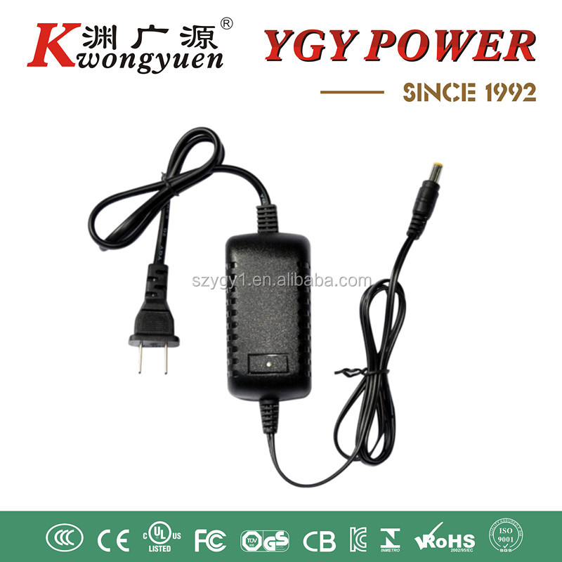 AC/DC Adapter for CCTV Camera/LED Drivers with 30W Maximum Output Power, Worldwide Sold
