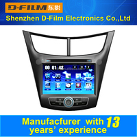 2 din Bluetooth car DVD player for Sail, Car Gps Navigation with IB audio redio IPOD, wholesale car DVD player from China