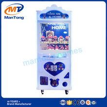 Toy Claw Crane Vending Machines Take Me Home Game Machine For Sale