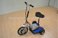 2013 new hot selling three wheel electric scooter for cheap sale adult mobility scooter (LD-ES350H)