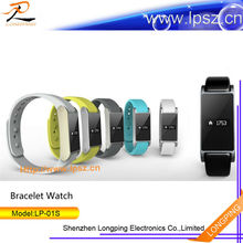 2014 new product funshion digital bracelet watch mobile phone