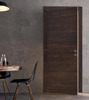 Hotel Melamine Faced MDF Panel Door, Economic Laminated Melamine Flush Door