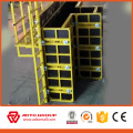 Heavy duty flat steel frame euro formwork for building construction