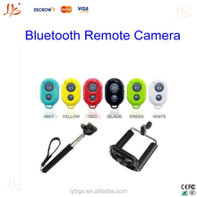 10M Wireless Bluetooth Remote Camera Control Self-timer Shutter
