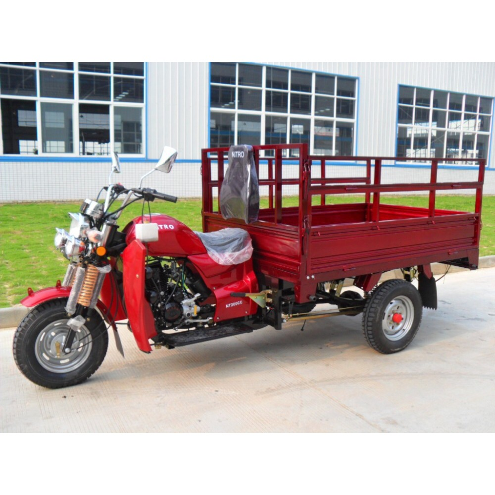 High Quality Low Price KA50h 50cc Three Wheel Motorcycle