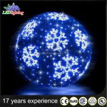 HOT waterproof Christmas decorative LED light ball IP44