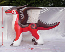 giant inflatable zenith dragon for sale