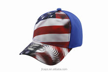 sublimation printing sport baseball hats and softtextile shower caps