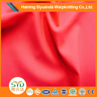 High quality stretch satin fabric lycra swimwear