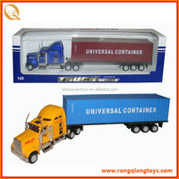 1:65 scale metal model truck miniature truck model FW83221805-1A