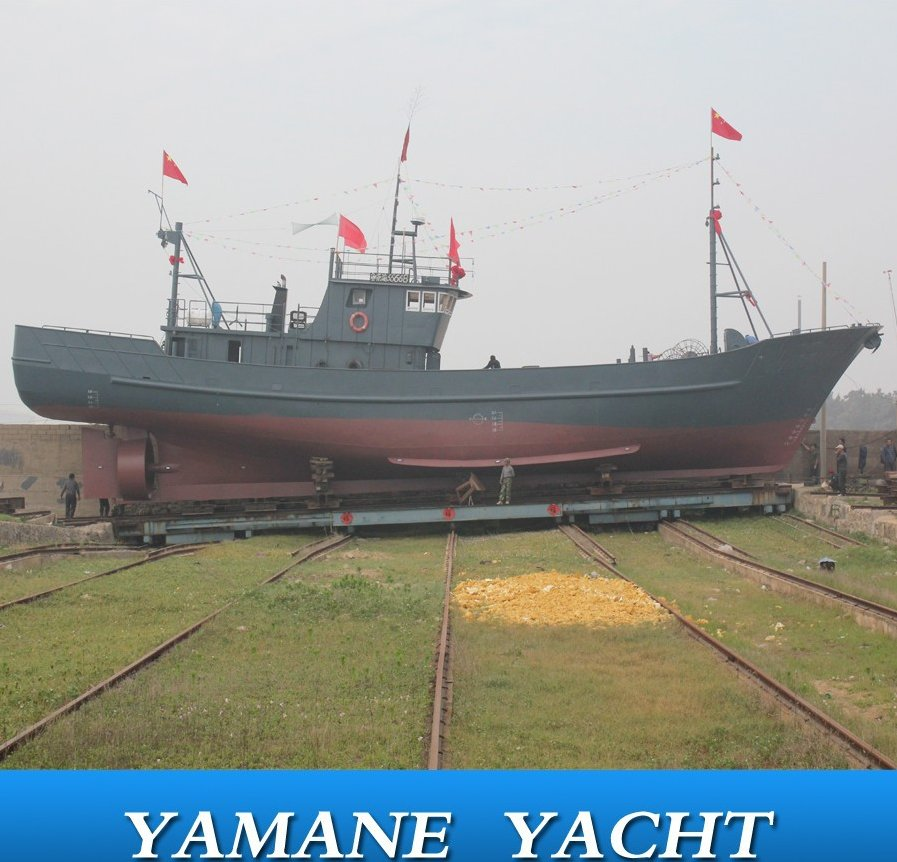steel hull fishing boat for sale