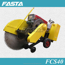 1000mm diesel motor concrete cutter saw