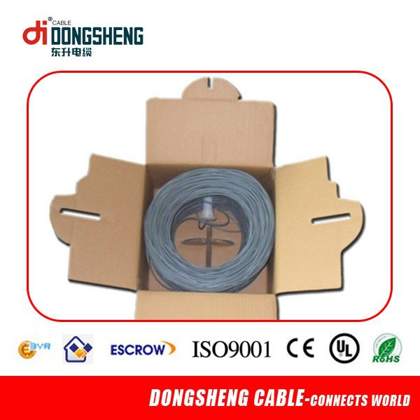Professional export to Europe, South America Coaxial Cable HOT Networking Lan Cable Fiber Optic UTP Converter