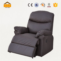 hot sale modern recliner chair pockets
