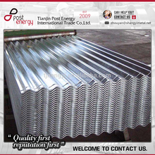 68KHz corrugated plastic roofing sheets installation Food grade