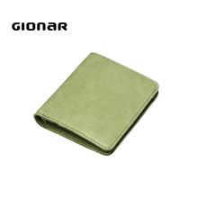 Gionar Convenient Pocket Coin Women Rfid Wallet