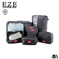 EZE 7 Pieces Durable Mesh Clothes
