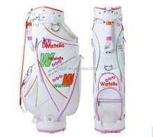 2014 New design Lady fancy golf bag