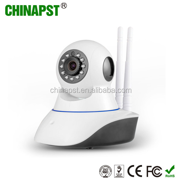 Factory Direct Offer 720P HD mini wifi camera Remote Alarm System Webcam Night Vision Two-way audio yoosee camera PST-G90-IPC