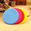 FDA Pet Dog Toy Silicone Flying Disk Silicone Frisbee