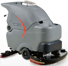 "30"" Cleaning Path Automatic Concrete Floor Cleaning Machine"