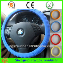 2013 best sale silicone steering wheel cover