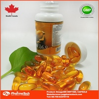 Private label OEM Omega 369 health care food supplement