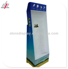 Paper Hook Display Stand e paper Display rack for Led Lights