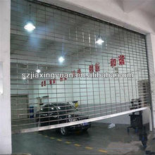 Vertical Electric security grill roller shutter door