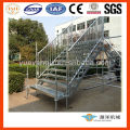 Steel Beam Stairs For Event System