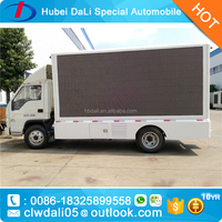 Foton Forland led advertising truck for sale
