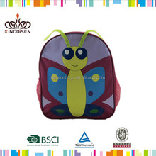 Popular Carton Animal Butterfly Bag And School Backpack for Back To School