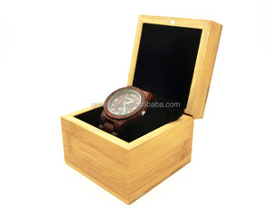 Good and Top Quality Handmade Bamboo Wood Watch Gift Box