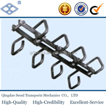 long pitch 152.4mm 270B mm carbon steel FU series scraper type cement conveyor chain