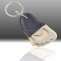 Custom Size Leather Bottle Opener Make Your Own Design Leather Keychain