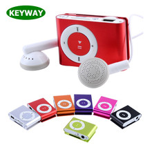 1-32GB Support SD TF Portable Mini Clip Metal USB MP3 Music Media Player Reproductor Mp3 Manual de usuario