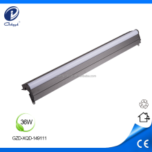 Multi function 36W led wall washer light with 3 side lighting emitting