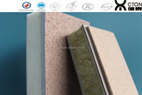 exterior fireproof insulation cement board 9mm