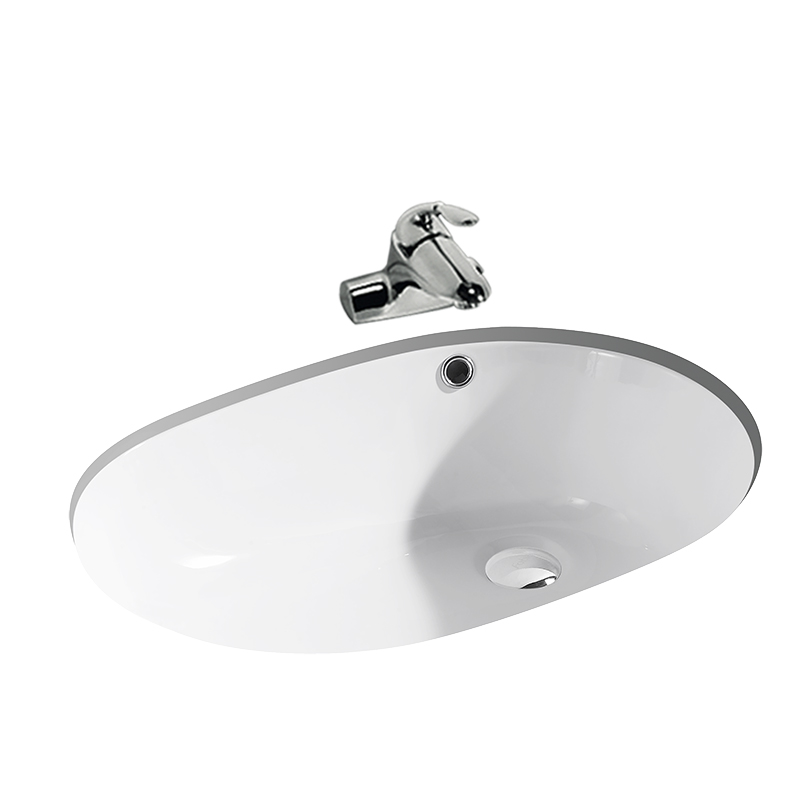 Modern Design Household Undermount Bathroom Sink /sink Ceramic C256