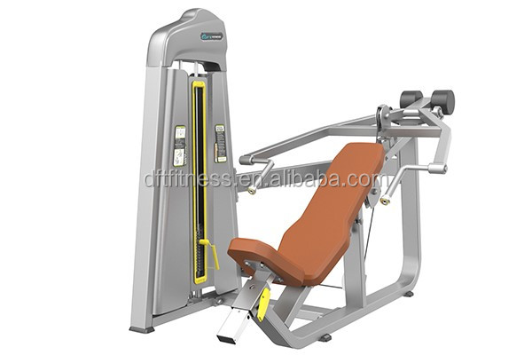 Incline Chest Press DFT-613 Gym Equipment/IIntegrated Gym Trainer Type muscle strength /2016 fitness& bodybuilding products