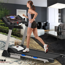 3.0hp DC Treadmill Motorized Connect USB Fan Speakers Hot sale foldable Motorized Treadmill