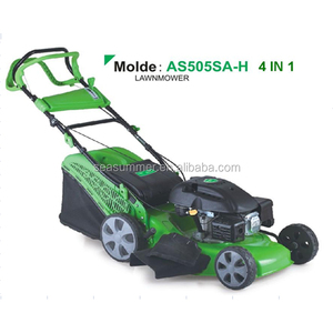 "Best selling Garden Tools 139cc 20"" steel lawnmower with low noise"