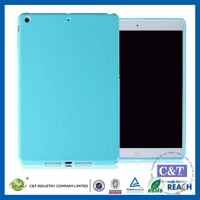 C&T Newly Arrived High Quality blue cheapest tpu case for apple ipad mini 4