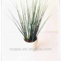 China New Design Artificial Grass Potted