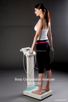 lumsail body composition analyzer/fat bmi test machine for GYM&Clinic