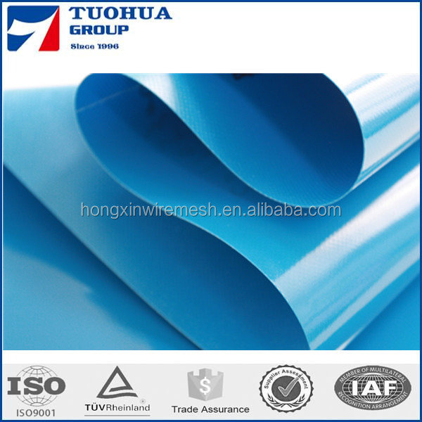 0.55mm PVC Tarpaulin,Vinyl Material and Slide Type Tarpaulin