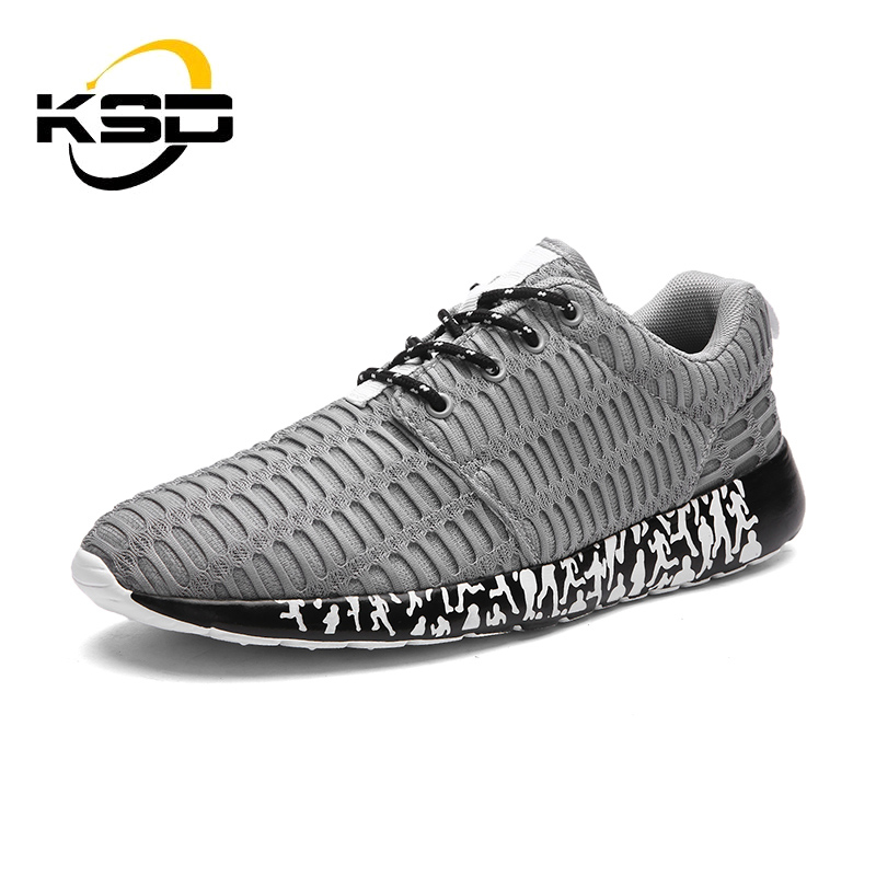 KSD 2018 Sport Shoes High Quality Mesh Shoes Mens Running Shoes