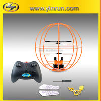 YINRUN Big promotion latest remote control rc spherical drone Fly ball rc helicopter with gyro