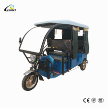 Hot sale Rickshaw 3 wheel taxi electric tricycle and eec trike 3 wheel electric tricycle